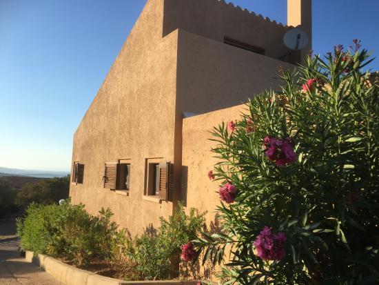Villaggio Stazzo Pulcheddu : appartamenti e viste