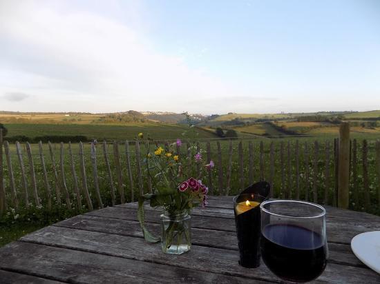 Duloe, UK: Amazing views