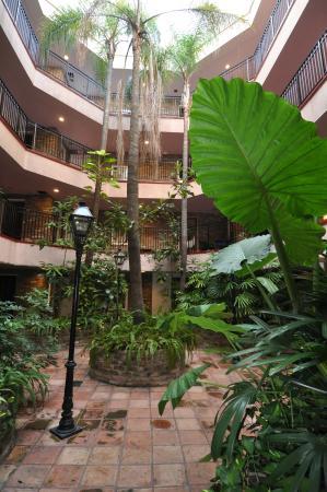 Hotel de la Monnaie: Vue de la cour intérieure