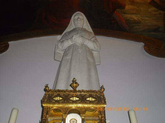 Photo of Saint Contard Lourdes