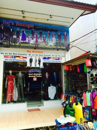 Raj Boutique Tailor