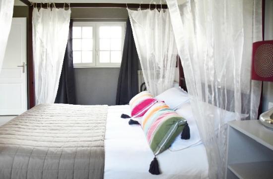 Maison Arbolateia Chambres d'hotes : CHAMBRE SUITE ERRETEGIA