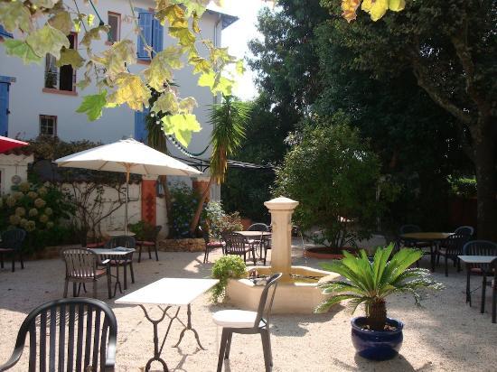 Hotel Villa Provencale: Garden