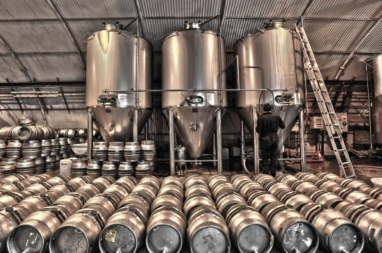 fermenting beer picture of old dairy brewery tenterden tripadvisor