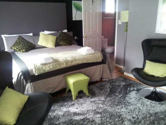 L'Orignal, Canada: Our room