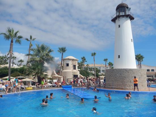 piscina infantil picture of clubhotel riu chiclana novo