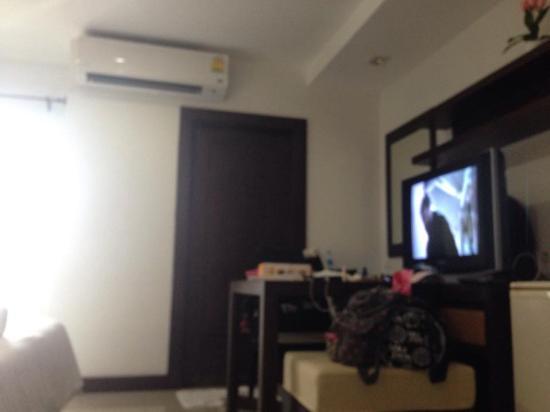 Rattana Residence : ภายในห้อง