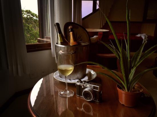 Hotel Rosa dos Ventos: Sempre que retorno ao hotel volto com imagens que me dão vontade de retornar. Um ciclo. hahaha..