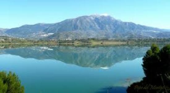 Lake La VInuela