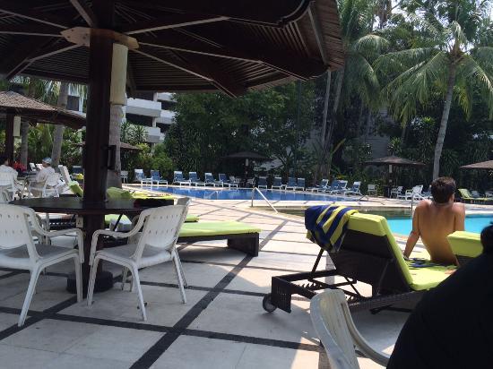 Hotel Borobudur Jakarta: pool