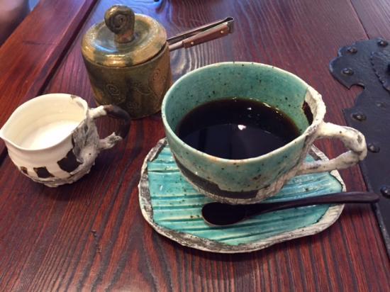 Toshima-mura, Ιαπωνία: ブレンドコーヒー