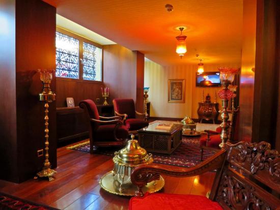 Burckin Suites Hotel: ロビー