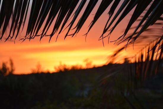 La Vinuela, Espanha: sunset