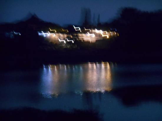 920+ Gambar Pemandangan Malam Hari Mewarnai Gratis