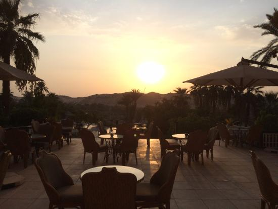 Terrace Views At The Old Cataract Hotel Aswan Picture Of Sofitel