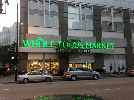 Whole Foods Near Downtown Chicago