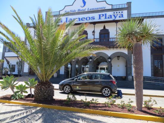 Car supplied by manolo cabrera medina car hire - Cabrera medina puerto del carmen ...