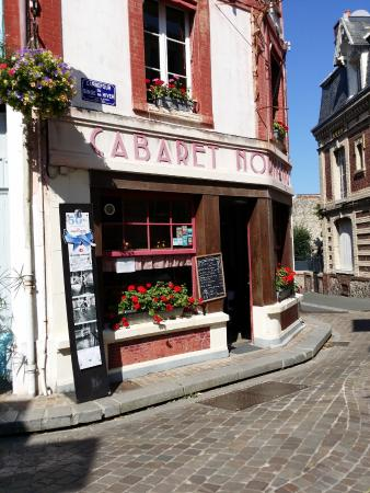 Le Cabaret Normand: restaurant