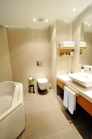 Silivri Park Hotel : Banyo