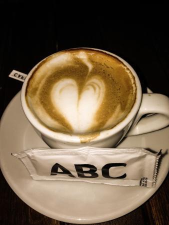 Hotel ABC: De koffie in het hotel