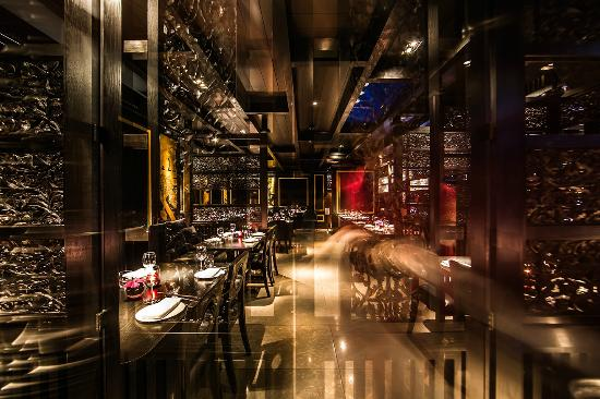 Photo of Chinese Restaurant Hakkasan Hanway Place Restaurant at 8 Hanway Place, London W1T 1HD, United Kingdom