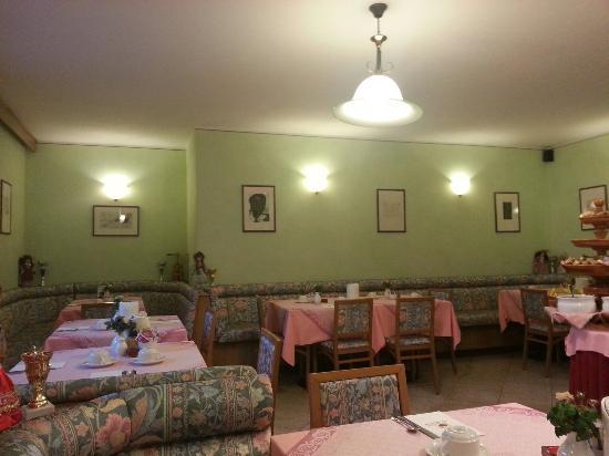 Hotel Francesin: Hotel Garni Francesin