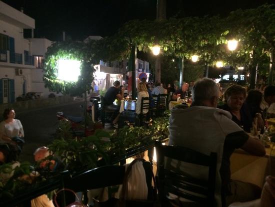 Claudio's Italian Restaurant: Vue d'ensemble