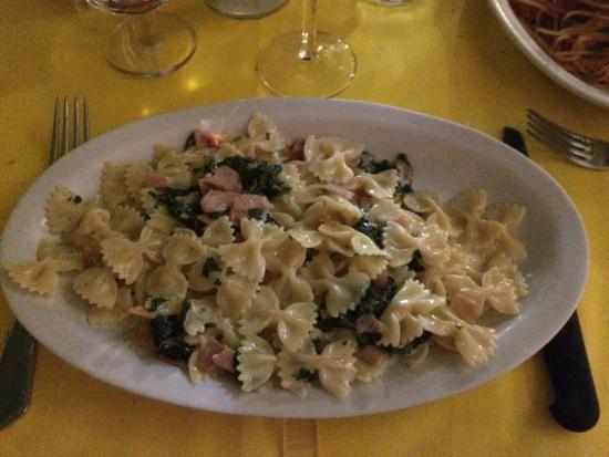 Claudio's Italian Restaurant: re délicieux