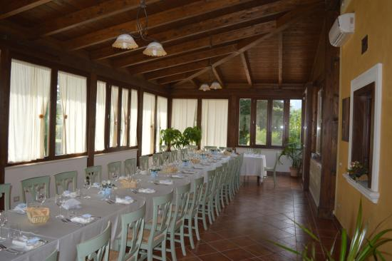 Agristor Country House Borgo Patierno : Sala interna