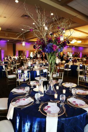 Bunker Hills Golf Club Wedding Receptions
