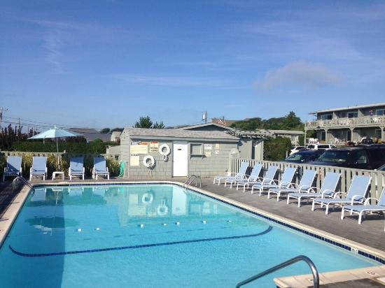 Beach Plum Resort: View of Our Pool