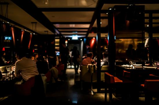 Photo of Chinese Restaurant Hakkasan Mayfair at 17 Bruton Street, London W1J 6QB, United Kingdom