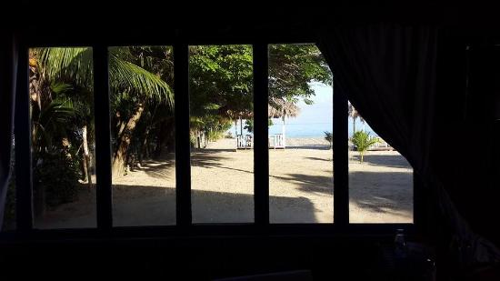 Puerto Cortes, הונדורס: View from room 10