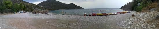 Tyros, Grecja: Παραλία Τηγάνι
