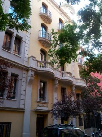 Residencia Erasmus Gracia: view