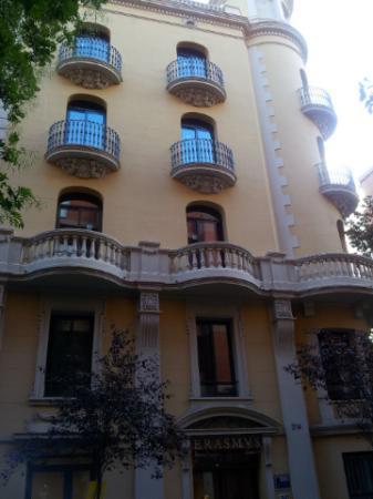 Residencia Erasmus Gracia: hotel