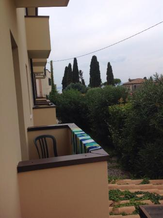 Hotel al Sole: View from balcony