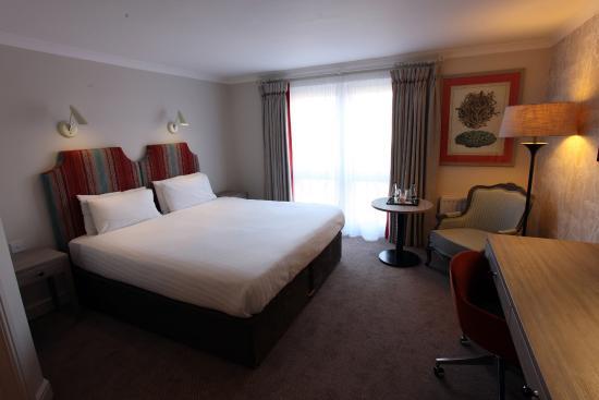 DoubleTree by Hilton York : Executive King room