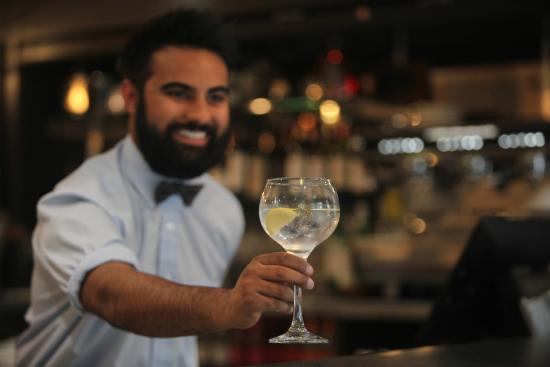DoubleTree by Hilton York : The Yorkshire bar and grill