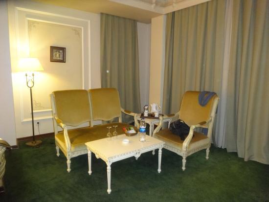 Anemon Galata: la chambre