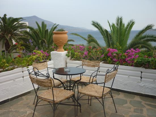 Andros Holiday Hotel: Αλλη μια ομορφη γωνια !!!