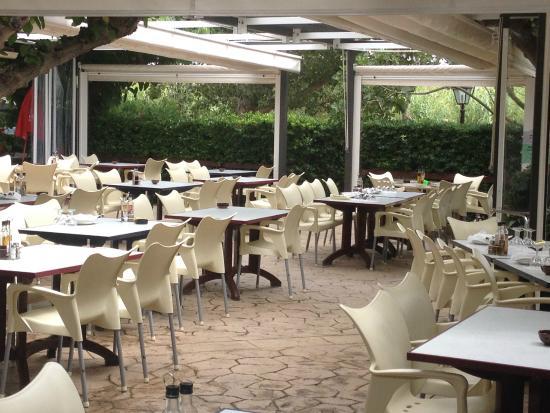 restaurante ter-mar: mejoramos la sombra