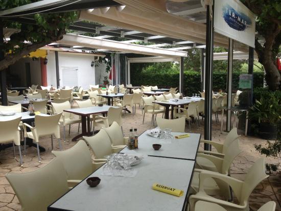 restaurante ter-mar: tambien paravents