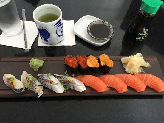 Photo of Japanese Restaurant Sushi Nami at 5610 Glenridge Dr, Sandy Springs, GA 30342, United States