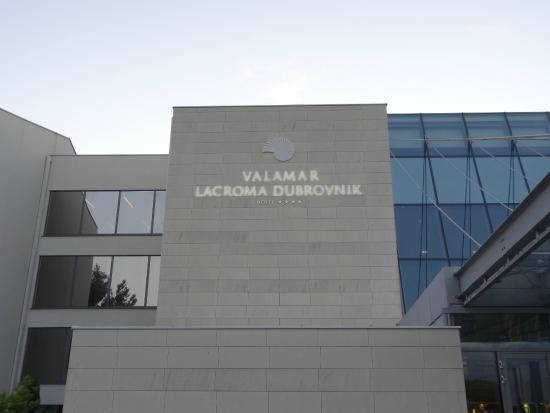 Valamar Lacroma Dubrovnik Hotel: Voorkant