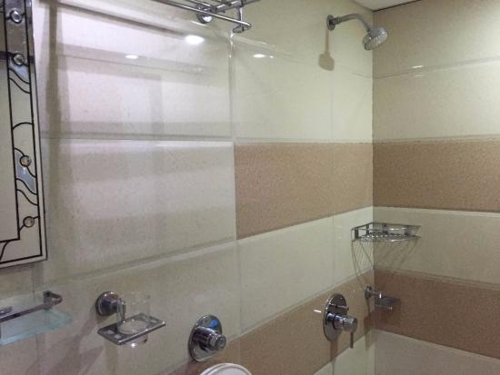 OYO 9239 Hotel Flair Inn : Bathroom