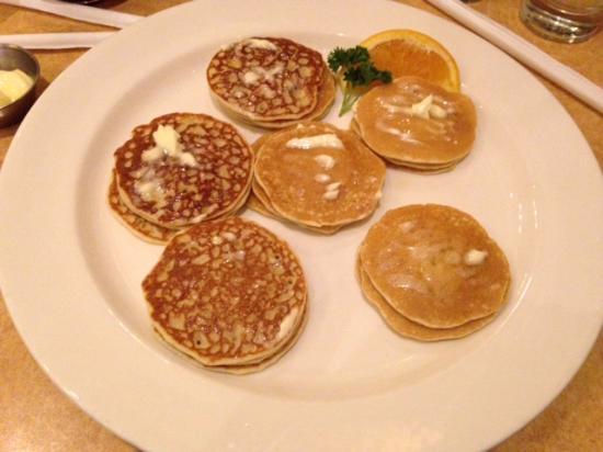 sears fine foods yum 18 dollar size pancakes