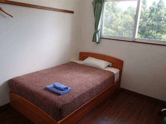 Hotel Oceans : 部屋