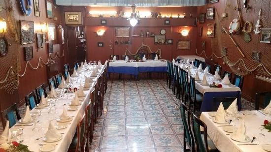 Santa Margarida i els Monjos, Hiszpania: Restaurante Paco