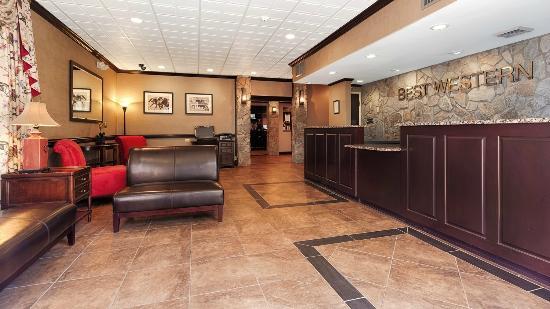 Best Western Culpeper Inn: Lobby